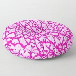 Desert Flower Floor Pillow