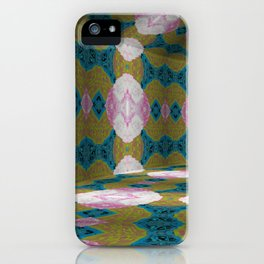 Iconic Hollows 4 iPhone Case