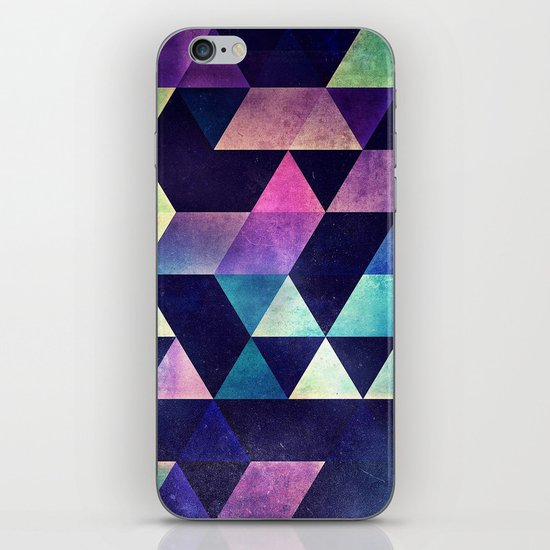 syshyl xhyllyng iPhone & iPod Skin