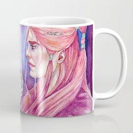 The Lonely Stars Coffee Mug