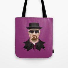 Breaking Bad - Heisenberg Tote Bag
