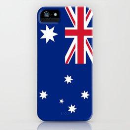 Flag of Australia - Australian Flag iPhone Case