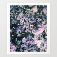 romance Art Prints featuring Romance by 83 Oranges™