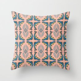 Carrizalillo Throw Pillow