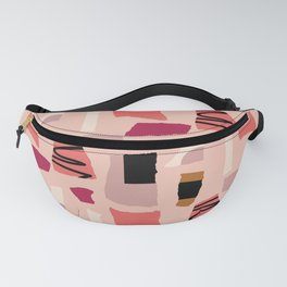 Torn Up Fanny Pack