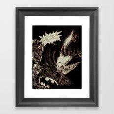 Badassery Framed Art Print