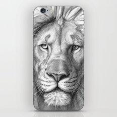 Lion G106 iPhone & iPod Skin