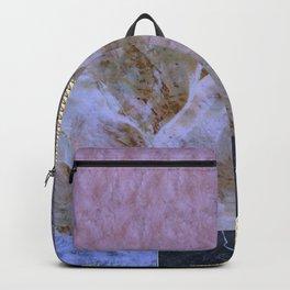 Purple Comfort . Home Dekor Backpack