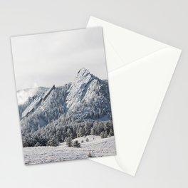 Frosty Flatirons Stationery Cards