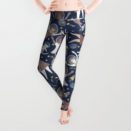 Girls in space Leggings