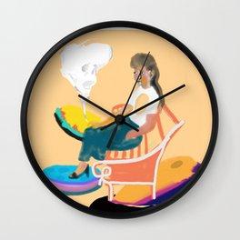 fiesty Wall Clock