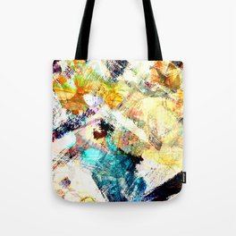 Painterly Tote Bag