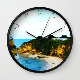 Eagle Rock Wall Clock