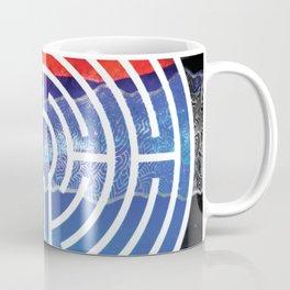Transformative Labyrinth of Sound Coffee Mug