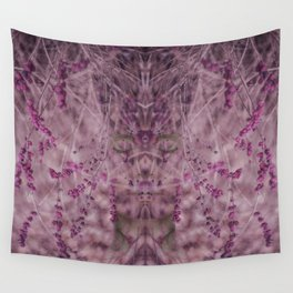 """""""Luna en Virgo"""" Wall Tapestry"""