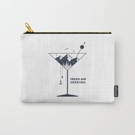 Fresh Air Cocktail Carry-All Pouch