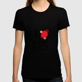 I love data science T-shirt