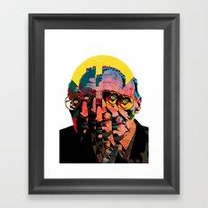 130114 Framed Art Print