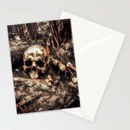 Bones In The Forest Stationery Cards