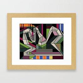 losail Framed Art Print