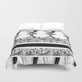 Here's to You! Duvet Cover