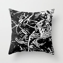 pile Throw Pillow