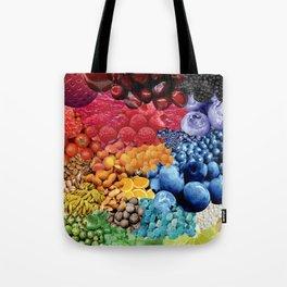 Uniendo Conciencias (Joining Consciences) Tote Bag