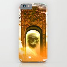 Skull and crows iPhone 6s Slim Case