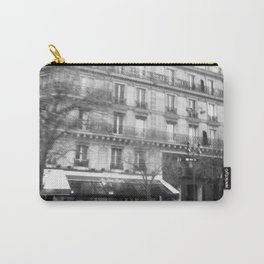 Driving Past the Cafe Carry-All Pouch