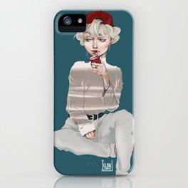 Freshly iPhone Case