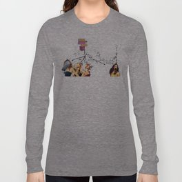 Who are you calling past it? Long Sleeve T-shirt