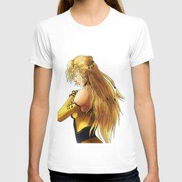 Celes FFVI artwork T-shirt