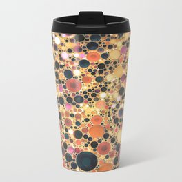 :: Pumpkin Spice :: Metal Travel Mug