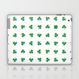 find a lucky clover! Laptop & iPad Skin