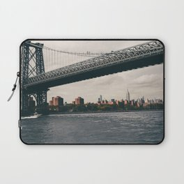 Williamsburg Bridge Laptop Sleeve