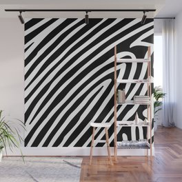 Zebra Party Wall Mural