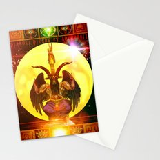 Speak of the Devil - 244 Stationery Cards