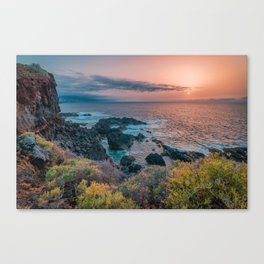 Tenerife, Spain #society6 #decor #buyart Canvas Print