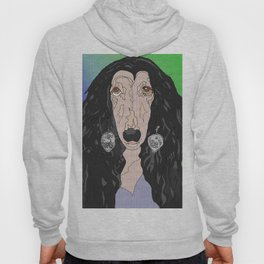 If I Could Turn Back, Dr Bear's Doggie Pop Art of Sher Hoody