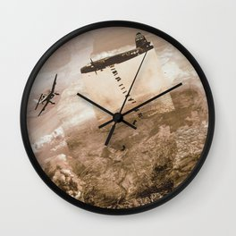 Study for Curvature  Wall Clock