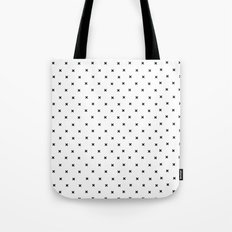 Simple Cross Tote Bag
