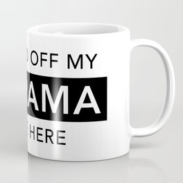 I Turned Off My K-Drama Coffee Mug