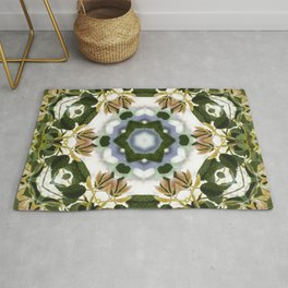 bet you just love leaves Rug