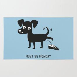 Must Be Monday, Dog Rug