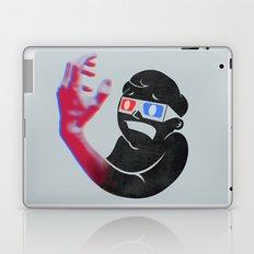 Now in Eye-Popping 3D! Laptop & iPad Skin