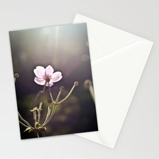 October Flower. Stationery Cards