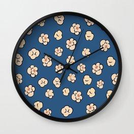 Pop corn & Netflix Wall Clock