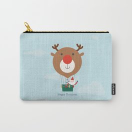 Day 13/25 Advent - Air Rudolph Carry-All Pouch