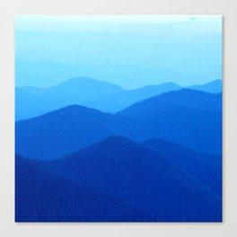 Hunter Mountain Spring Canvas Print