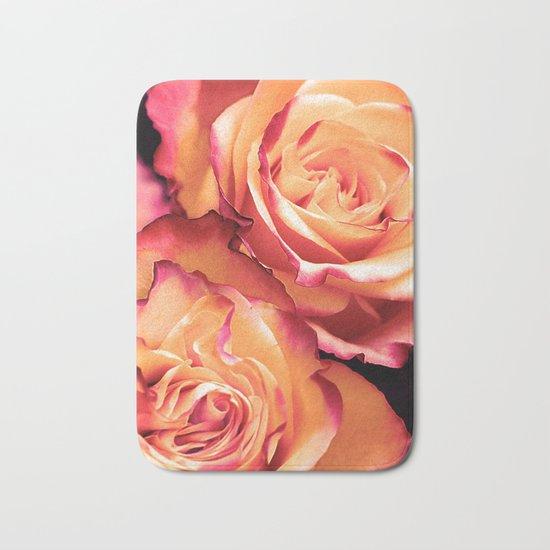Romantic roses(13) Bath Mat